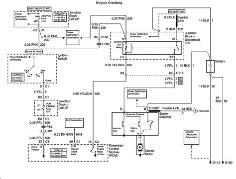wiring diagram for 2003 chevy impala free