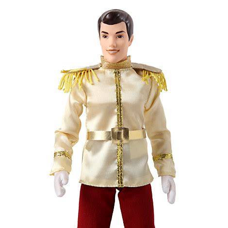 disney store prince charming classic doll cinderella 12