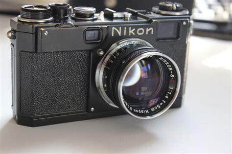 black nikon  rangefinder    worth