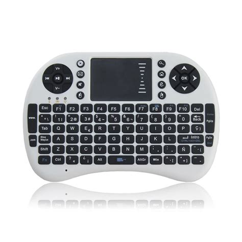 lg tv bluetooth keyboards 2 4g wireless mini keyboard touchpad backlight for smart