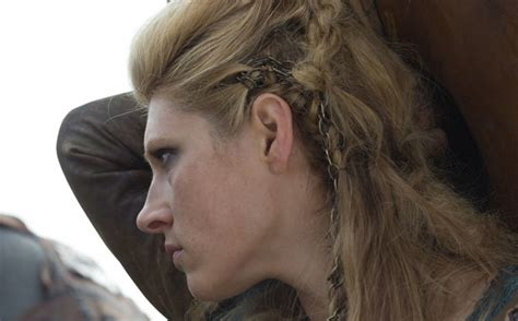 how to do your hair like vikings lagertha get the style of lagertha from vikings style on vega