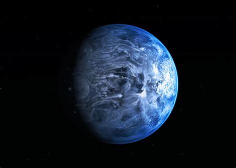 punto mas lejano de españa desde madrid el telescopio hubble descubre un exoplaneta azul celeste