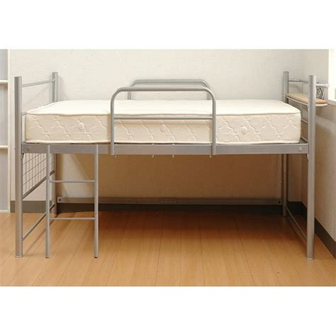 Metal Bed Frame With Storage Mid Height Metal Bed Frame With Storage Space Bib 004 Buy Mid Height Metal Bed Frame With