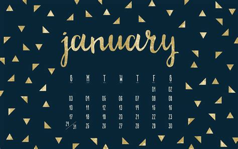 Wallpaper Desktop January 2016 | desktop wallpapers calendar january 2016 wallpaper cave
