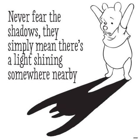 my friend fear finding magic in the unknown books best 25 winnie the pooh quotes ideas on