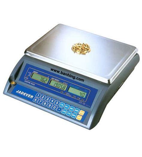 digital counting scale stainless steel w wash capability from intelligent weighing jadever jce series digital counting scale ban hing holding sdn bhd