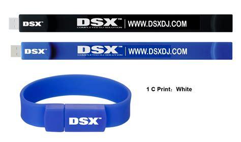 Gelang Model 202 usb wristband pesanan dsx record surabaya via mex berlian dirgantara