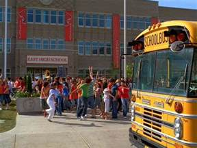 All School Imcdb Org Blue Bird All American Fe In Quot High School