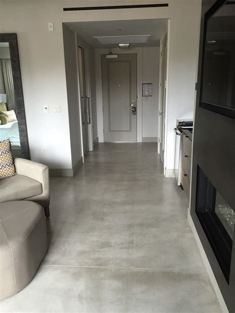 Concrete Interior Flooring   San Francisco   Napa   Sonoma