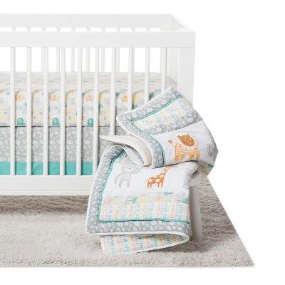 Crib Bedding Sets Target Trend Lab 6pc Crib Bedding Set Lullaby Jungle Target