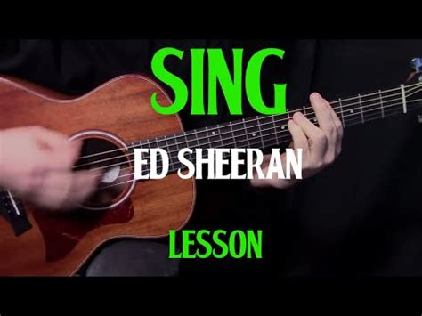 tutorial guitar everything has changed quot everything has changed quot by taylor swift and ed sheeran