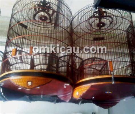 Bor Sangkar Burung Hengky Bor Absen Dari Lomba Fokus Kelola Bird Shop
