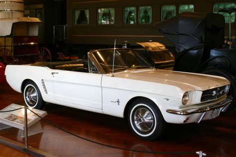 first mustang ever made henry ford first car thinglink