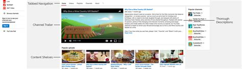 youtube channel layout 2016 youtube strategy series channel layout best practices