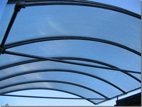 awning structure translucent awning structure