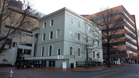white house of the confederacy richmond sets the stage for an educational student trip