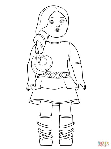 coloring pages american girl grace coloring pages american girl saige coloring page free
