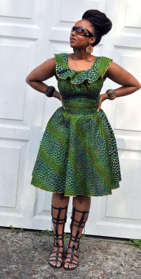 tenues africaines en tissu pagne modele de robe en pagne woodin 2017