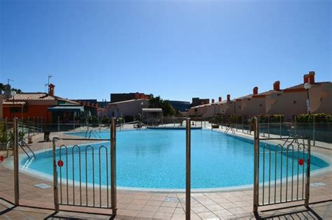 bungalows castillo playa pool picture of bungalows castillo playa caleta de