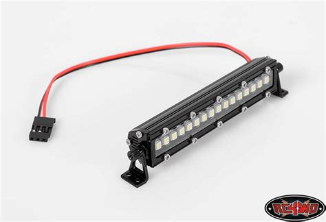 Any Light Bars Fit In The Front Bumper Traxxas Led Light Bar