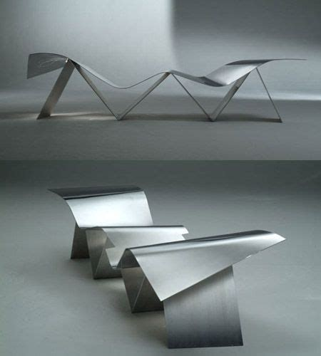 frank gehry bench tuyomyo bench by frank gehry chairs pinterest