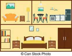 home interior vector home interior vector clipart illustrations 42 452 home