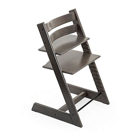 tripp trapp chair accessories stokke 174 tripp trapp 174 hazy grey high chair and accessories