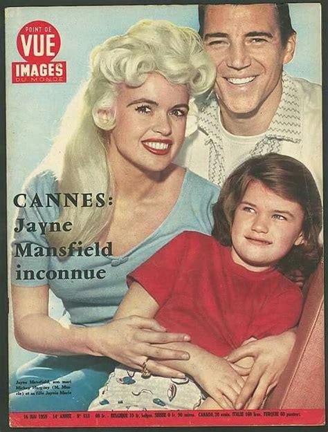 Dmilkos Soap jayne mansfield mickey hargitay and jayne magazine vue jayne mansfield childrens