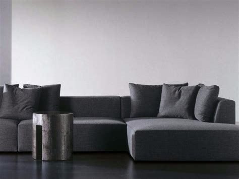 louis sectional sofa louis fit sectional sofa by meridiani
