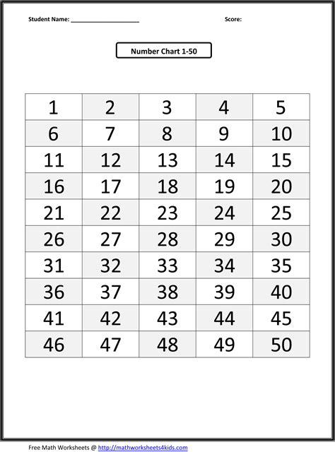 printable page of numbers 1 50 free coloring pages of numbers 1 50