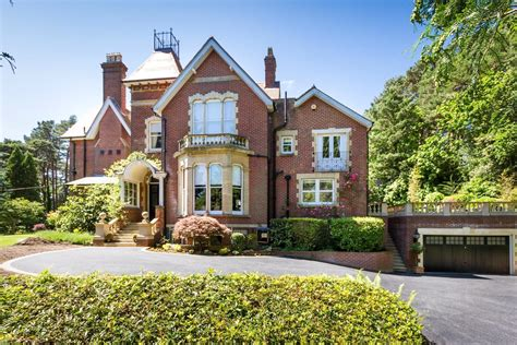 buy a house in bournemouth the most expensive house in talbot woods and most people don t even know it s there