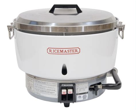 Rice Cooker Lpg town food service equipment rm 55 r ricemaster 174 55 cup