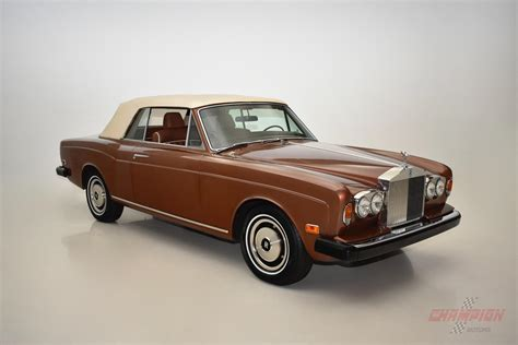 1973 rolls royce corniche 1973 rolls royce corniche and classic car