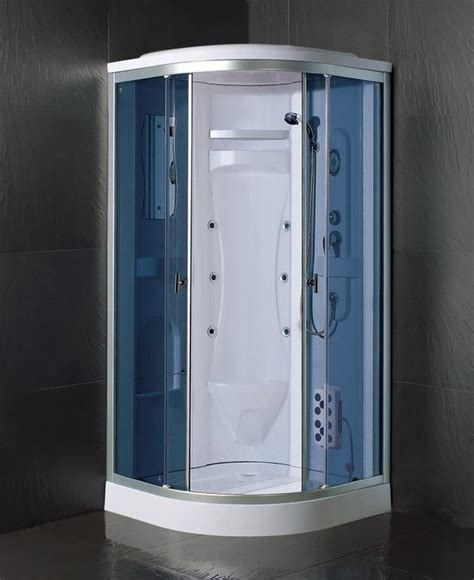 self contained bathroom enclosed shower units swinglink bypasslink shower
