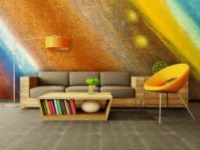 wall murals living room 10 living room designs with unexpected wall murals decoholic