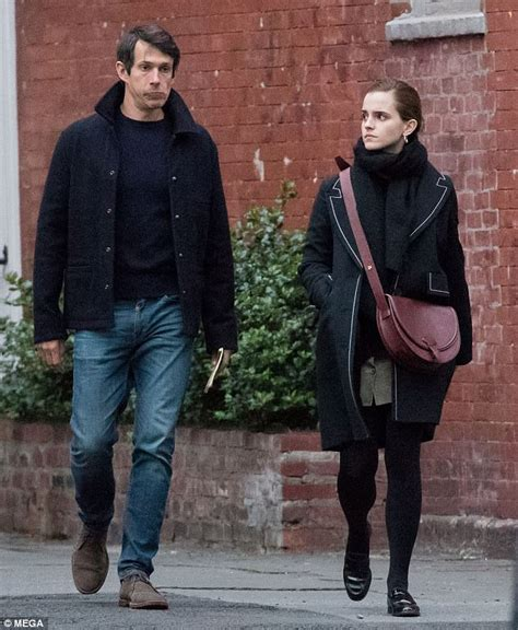 emma watson dan william mack knight emma watson and boyfriend william mack knight enjoy dinner