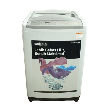 Mesin Cuci Samsung Top Loading jual samsung wa10m5120sg mesin cuci top loading