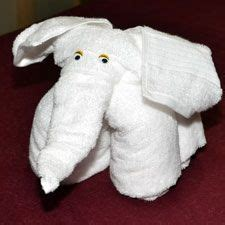 Towel Origami Monkey - 17 best ideas about towel animals on towel