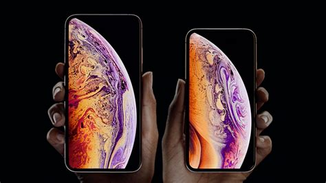 iphone xs  iphone xs max announced   model