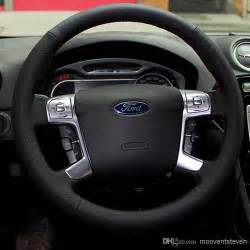 Ford Steering Wheel Cover Steering Wheel Cover For Ford Mondeo Mk4 2007 2012 Ford S