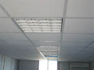 how to do installation of suspended false ceilings