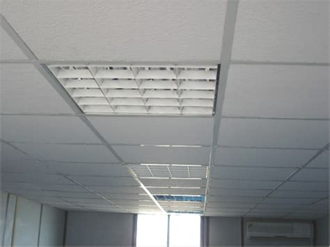 How Is A Ceiling by How To Do Installation Of Suspended False Ceilings