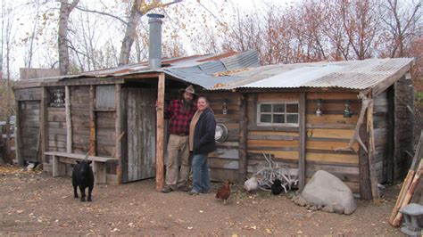 Small Cabin Building Plans by Idaho Hillbillies Homestead 43 Building A 50 Dollar