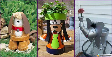vasi di terracotta da giardino decorazioni da giardino con vasi di terracotta
