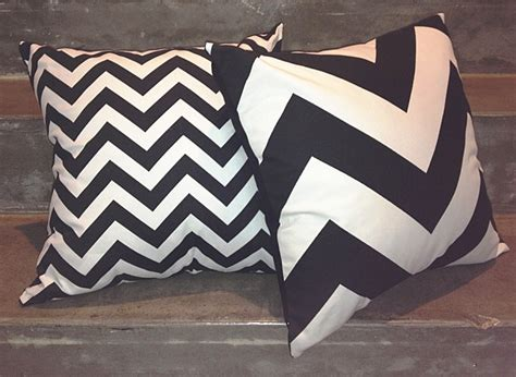 black and white cusions black and white chevron zig zag cushion black eyed susie