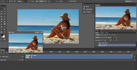 use pattern photoshop cs6 create a cinemagraph in photoshop