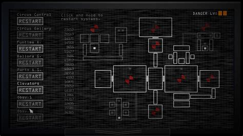 Where To Get House Blueprints by Completing Sister Location S Breaker Room Puzzle Five