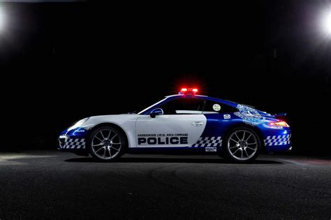 nsw police  porsche  carrera police car forcegtcom