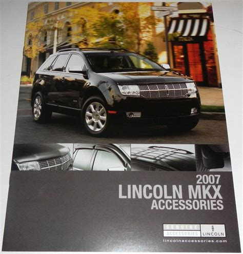 2013 lincoln mkx brochure sell brand new lincoln motor company naias 2013 gallery