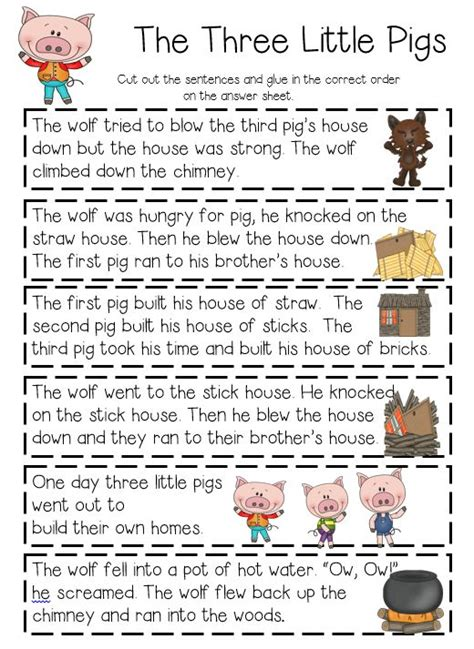 three stories common core fairy tale fun puppets sequencing cause and